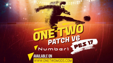 """PES 2017 """"Новый опшин для One Two Patch 6.0 #03.11.20 [PES Empir]"""""""