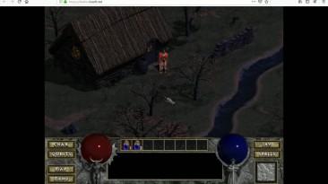 В первую часть Diablo теперь можно играть в браузере