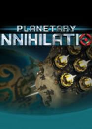 Обложка игры Planetary Annihilation