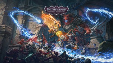 """Pathfinder: Wrath of the Righteous """"Патчи v1.0.4d.01/02-GOG"""""""