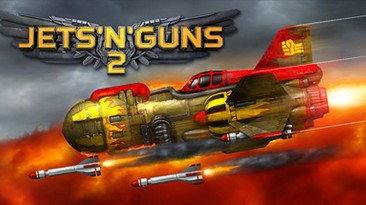 Jets'n'Guns 2 полет в Early Access!