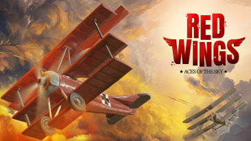 Состоялся выход Red Wings: Aces of the Sky на Nintendo Switch