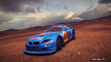 "DIRT Showdown ""BMW Z4 M Coupe Motorsport MOD"""