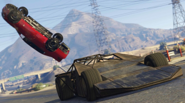 Неделя трюков в Grand Theft Auto Online