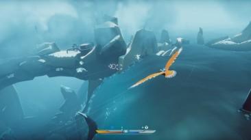 Воздушной бой в The Falconeer с каждым новым трейлером выглядит всё лучше