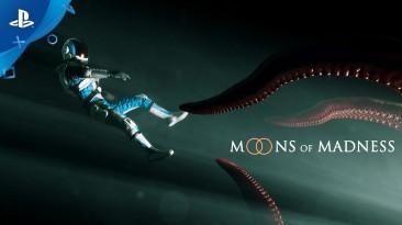 Хоррор Moons of Madness наконец-то добрался до PlayStation 4 и Xbox One