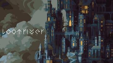 Состоялся анонс Loot River - рогалика с процедурной генерацией, вдохновленного Dark Souls