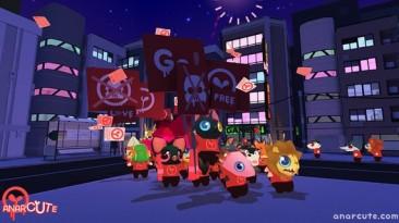 Бесконечно милые революционеры из Anarcute появятся на Xbox One летом