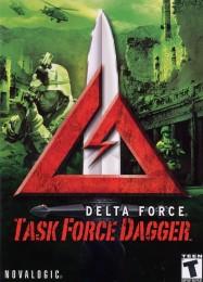 Обложка игры Delta Force: Task Force Dagger