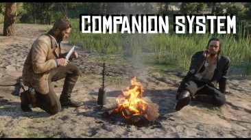 "Red Dead Redemption 2 ""Система компаньонов"""