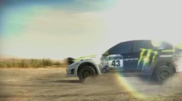 """DiRT 2 """"L.A. RallyCross Trailer"""""""