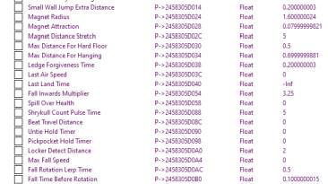 Oddworld Soulstorm: Таблица для Cheat Engine [1.0.7] {ndck76}