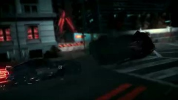 """Ridge Racer Unbounded """"Destructible Environments Trailer"""""""