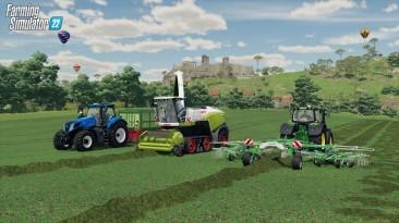 Управлять фермой своей мечты можно будет на всех платформа - в Farming Simulator 22 будет кроссплей