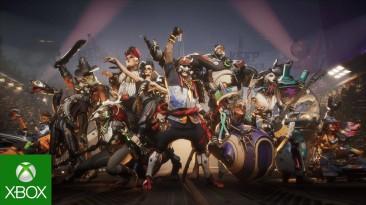 Bleeding Edge вышел на Xbox One и РС