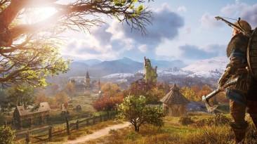 """По пути """"Ведьмака"""": Assassin's Creed продолжит развиваться как ролевая серия - от старой концепции Ubisoft ушла"""