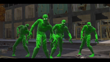 "Spider-Man: Web of Shadows ""new symbiotes (lasher)"""