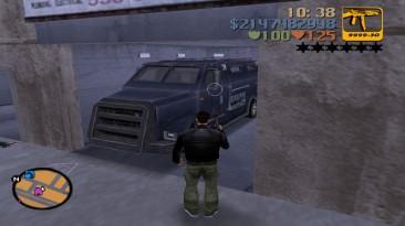 Grand Theft Auto 3 (GTA III): Сохранение/SaveGame (Проффесионально-Коллекционная версия с уник. авто, 100% прохождение)