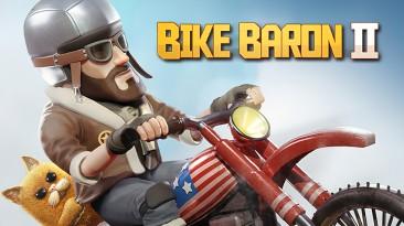Для Bike Baron 2 вышло обновление с новыми уровнями и оптимизацией