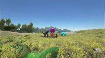 """ARK: Survival Evolved - """"Команда!"""""""