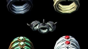 "Elder Scrolls 5: Skyrim ""Вампирские украшения ( Craftable Vampire Jewelry )"""
