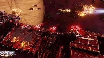 Опубликованы оценки для космической стратегии Battlefleet Gothic: Armada