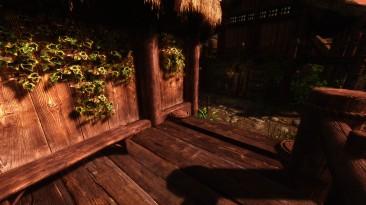 "Elder Scrolls 5: Skyrim ""Shibui Skyrim - ретекстур интерьера, стен, дерева и камней"""