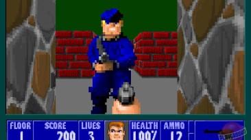 В рамках празднования Wolfenstein 3D