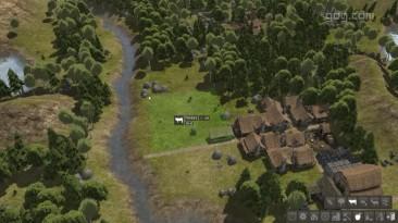 На GOG, Steam, Humble Store вышла градостроительная игра Banished