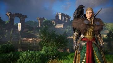Игроки в Assassin's Creed Valhalla нашли простой способ сделать игру похожей на God of War