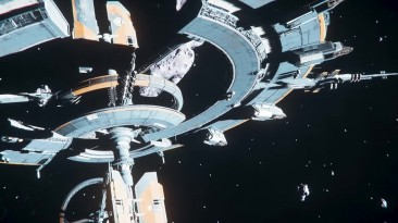 Star Citizen: Новые космо стоянки обновления 3.6