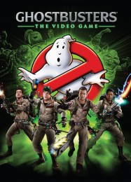 Обложка игры Ghostbusters: The Video Game