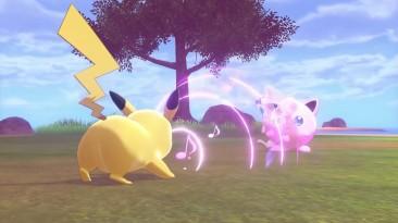 Получите поющего Пикачу в Pokemon Sword & Shield в честь юбилея!