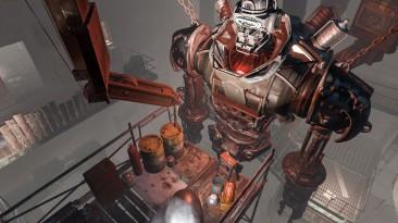 """Fallout 4 """"Операция Манхэттен - Нью-Йоркский Босс"""""""