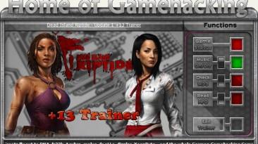 Dead Island ~ Riptide: Трейнер/Trainer (+14) [1.4.1.1.13] {iNvIcTUs oRCuS / HoG}