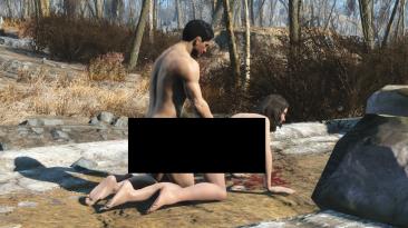 """Fallout 4 """"Сборка анимаций 18+ (AAF) [Leito 2.0]"""""""
