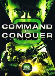 Обложка игры Command & Conquer 3: Tiberium Wars