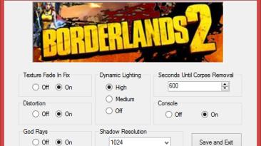 "Borderlands 2 ""Твикер"""