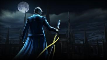 Вергилий на новых скриншотах Devil May Cry 4: Special Edition