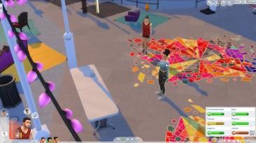 The Sims 4 Жизнь В Городе #3 Устраиваем митинг!