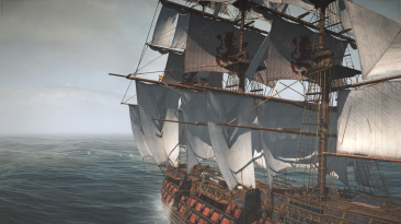 "Assassin's Creed 4: Black Flag ""Мод: Испанский галеон"""