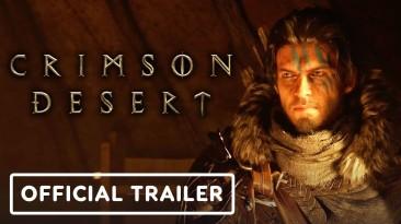 Геймплейный трейлер и первые подробности Crimson Desert