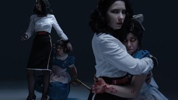 Страшно привлекательный дуэт - косплей на персонажей BioShock
