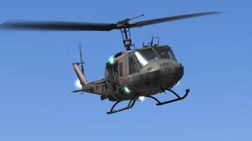 "DCS World ""UH-1H Iroquois: Армия Австралии"""