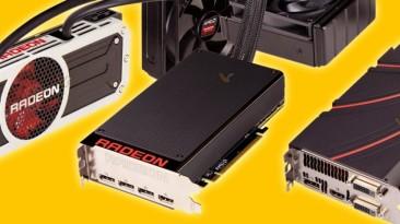 AMD одним махом отказалась от поддержки множества линеек видеокарт, включая далеко не самые старые модели