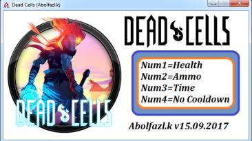 Dead Cells: Трейнер/Trainer (+4) [15.09.2017] {Abolfazl.k}
