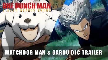 """В """"One Punch Man: A Hero Nobody Knows"""" теперь можно поиграть за Гароу"""