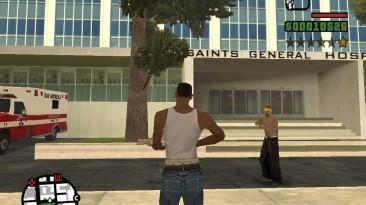 "Grand Theft Auto: San Andreas ""Охота за Сиджеем перчёными вагосами (SA) 1.0"""
