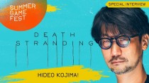 Хидео Кодзима дал небольшое интервью для Summer Game Fest