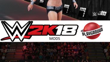 """WWE 2K18 """"Layla MOD"""""""